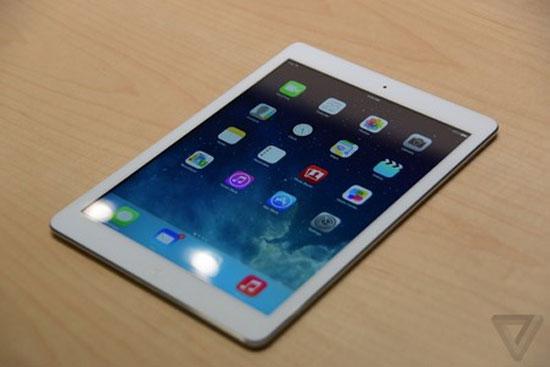 iPad Air chưa bán đã bị hạ giá