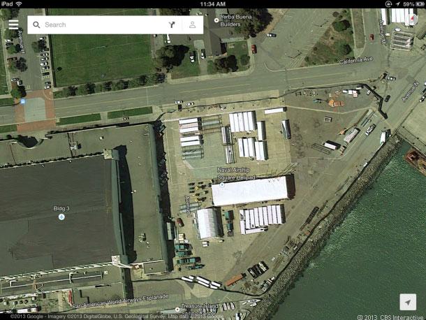 Google đang xây dựng trung tâm dữ liệu nổi trên Vịnh San Francisco?