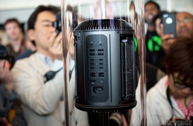 Giá Mac Pro 2013 có thể lên tới 14.000 USD