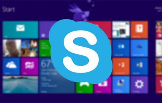 Microsoft sửa lỗi Skype trên Windows 8.1