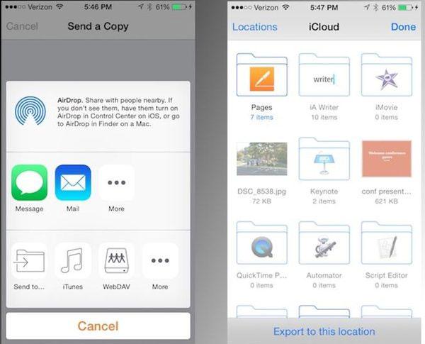 Thiết lập iCloud Drive trên iOS 8 và Mac OS X 10 10 Yosemite