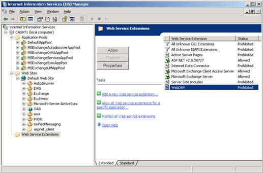 Truy cập Exchange 2007 từ Apple Macintosh (Phần 2)