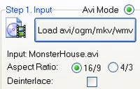 Avi2Dvd cho phép ghi đĩa DVD cực nhanh với đầy đủ tiện ích