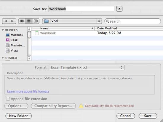 Office 2008 cho Mac: 8 điều bạn chưa biết