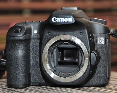 DSLR tầm trung Canon EOS 50D - Quantrimang.com