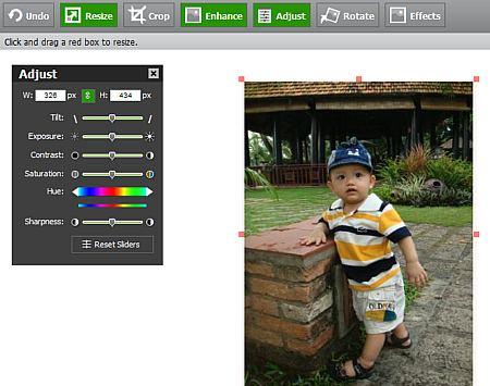 10 công cụ biên tập ảnh online khi không có Photoshop