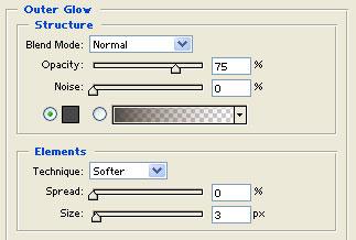 PhotoShop - Tạo tiêu đề cho menu