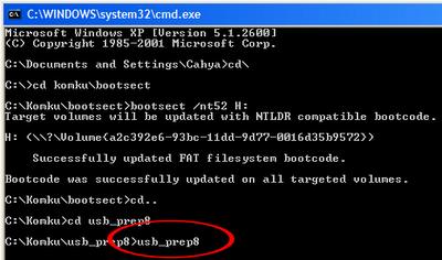step7c Hướng dẫn cài đặt Windows XP từ ổ USB Flash
