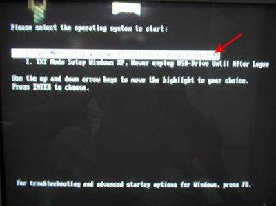 step9b Hướng dẫn cài đặt Windows XP từ ổ USB Flash