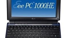 Drivers Windows 7 cho Eee PC 1000HE