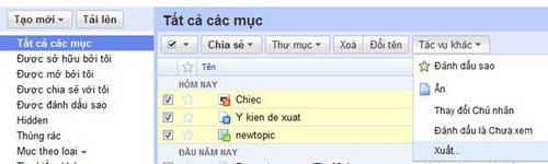 Dùng Google Docs chuyển file MS Office thành PDF