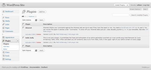 Tăng cường bảo mật cho Wordpress với Plug-in