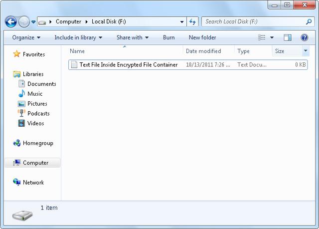 Hướng dẫn sử dụng TrueCrypt để mã hóa những tài liệu nhạy cảm
