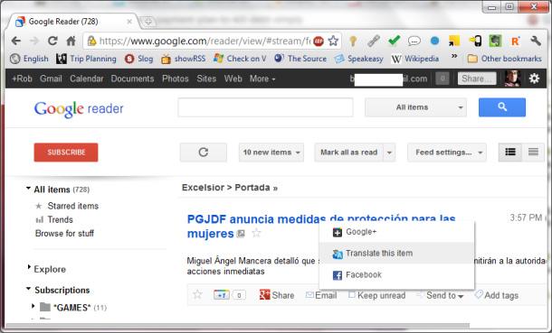 Một số thủ thuật hữu ích với Google Translate