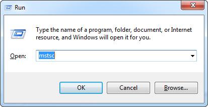 Forward thiết bị lưu trữ tới máy tính điều khiển từ xa qua Remote Desktop
