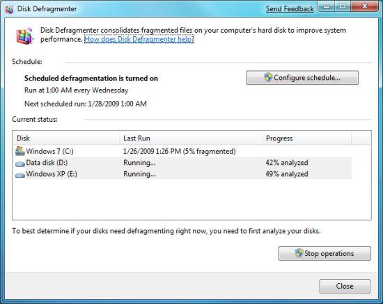 Tự động hóa các tác vụ bảo trì máy tính Windows