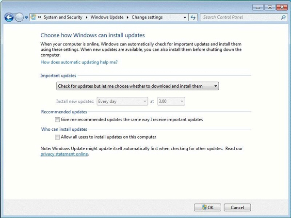 Giúp Windows bảo mật hơn