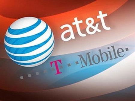 AT&T và T-Mobile hợp sức cho cơ sở dữ liệu mới