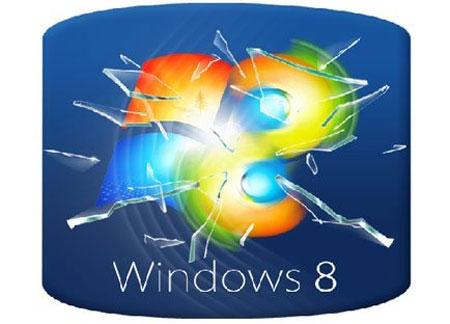 Windows 8 đã bị hacker hạ gục