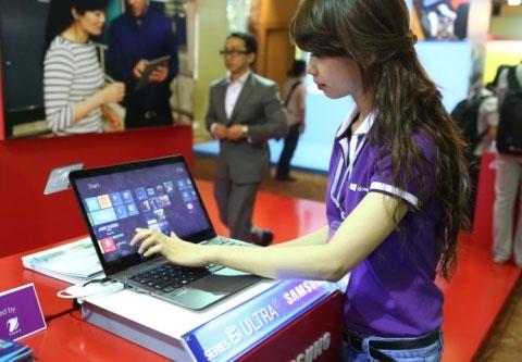 Windows 8 trình làng tại Việt Nam