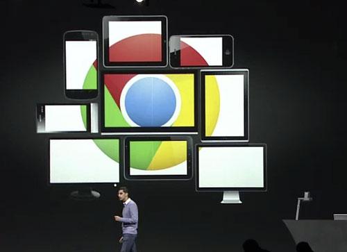 Google Chrome 23 vừa ra mắt đã có bản 24 beta
