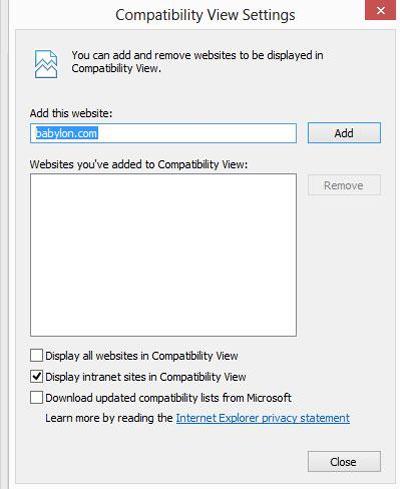 Tuyệt chiêu bật Flash trên mọi website trong IE10