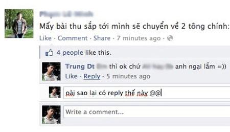 Facebook Thu Nghiem Nut Phan Hoi Cho Binh Luan