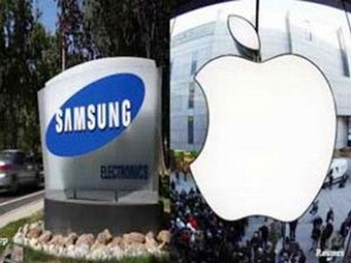 """Samsung bác bỏ thông tin họ """"vòi"""" thêm tiền từ Apple"""
