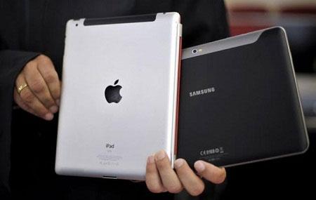 Samsung quyết không từ bỏ cuộc chiến chống lại Apple?