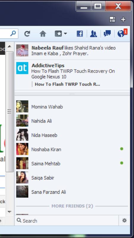 5 tính năng mới trên Firefox 17 vừa ra mắt