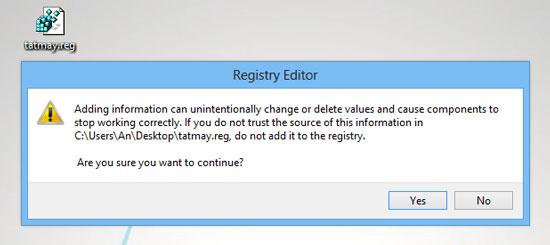 Thủ thuật tắt máy tính từ menu chuột phải trên Windows 8