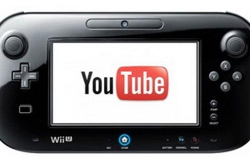 YouTube, Amazon Instant Video đã cập bến Wii U