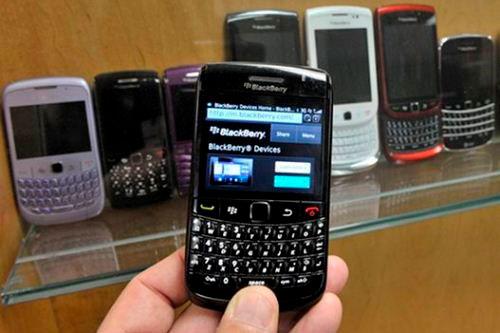 Thua kiện Nokia, RIM có thể bị cấm bán BlackBerry