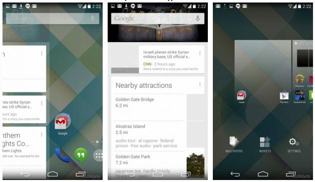 Google chính thức ra mắt phiên bản Android 4.4 KitKat