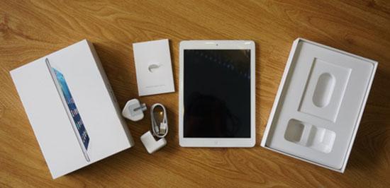 iPad Air có đủ phiên bản Wi-Fi và 4G tại Việt Nam