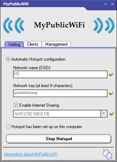 Cách nhanh nhất để chia sẻ kết nối Wifi