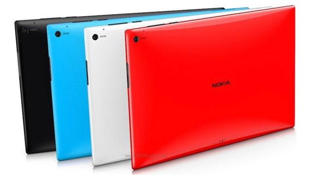 Nokia rục rịch phát triển tablet 8 inch