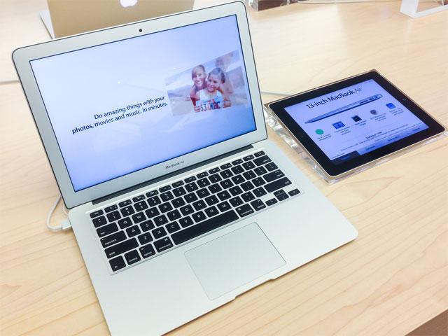Macbook 2013 lỗi nặng về âm thanh