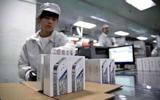 Apple tìm thêm đối tác sản xuất iPhone, iPad