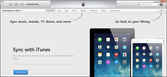 Mẹo sử dụng iDevice không cần iTunes