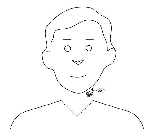 Motorola có bằng sáng chế về hình xăm microphone không dây