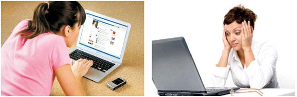 Cách phòng tránh các tác hại khi sử dụng laptop lâu dài