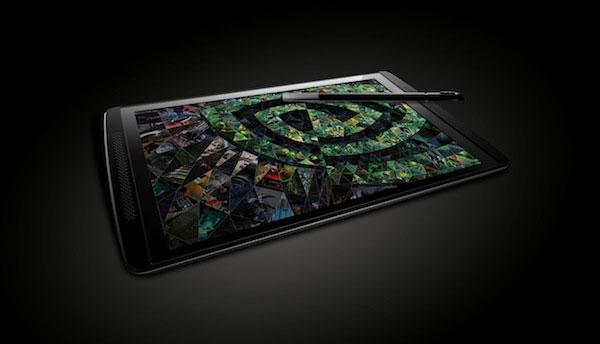 Máy tính bảng với bút cảm ứng siêu nhạy của Nvidia lộ diện