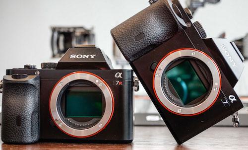 Máy ảnh mirrorless ấn tượng ra mắt nửa cuối năm 2013