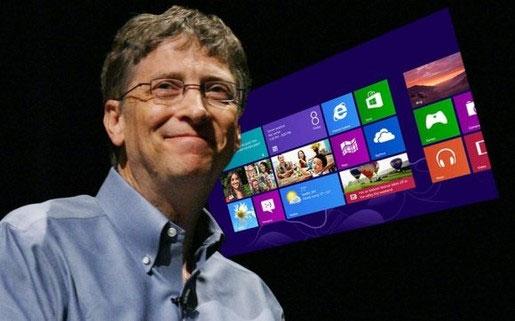 Bill Gates kiêm thêm nghề... biên tập viên