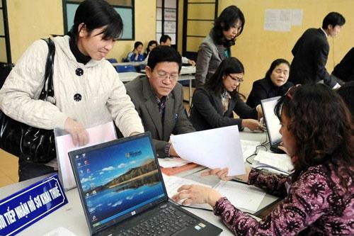1.000 doanh nghiệp thí điểm nộp thuế điện tử từ tháng 1/2014
