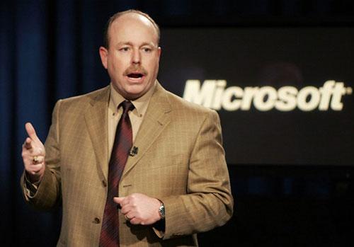 Microsoft đã chọn được người cho vị trí CEO?