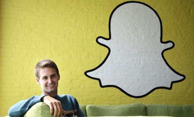 Google ra giá 4 tỷ USD để mua Snapchat