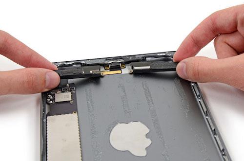 iPad Mini Retina rất khó sửa chữa