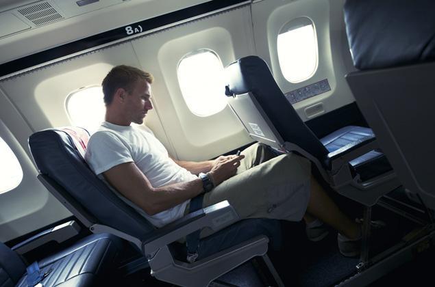 Châu Âu chính thức cho dùng thiết bị điện tử trên máy bay